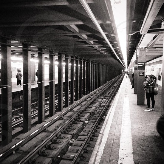 NYC subway photo
