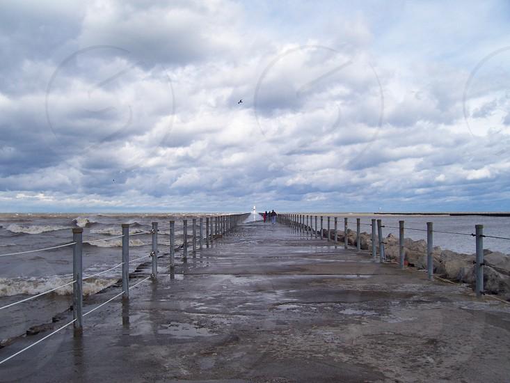 Down the Pier photo