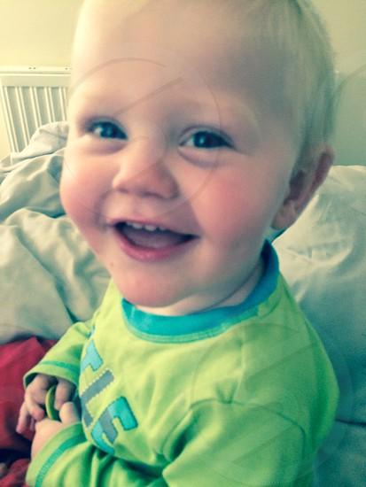 Little Alfie rogers my beautiful son :) photo