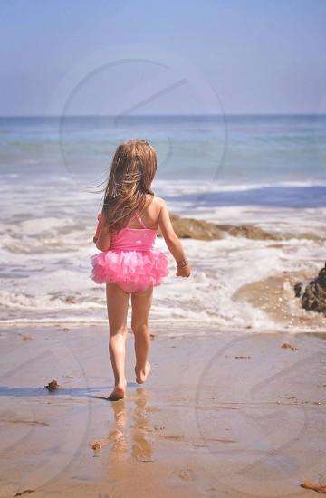 Beautiful Malibu Beach photo