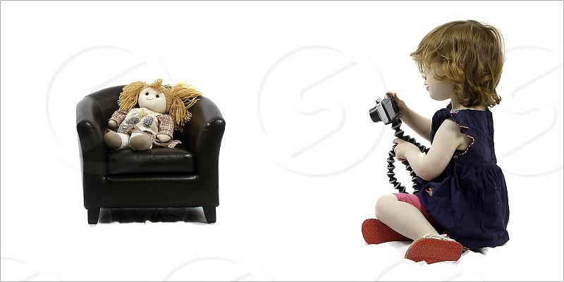 Photographer Child Children Photo Doll photo