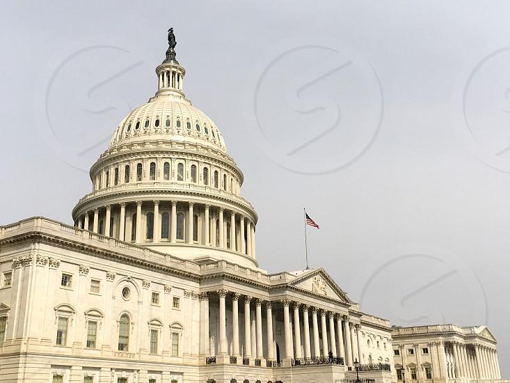Washington DC Capitol Hill congress senate house photo