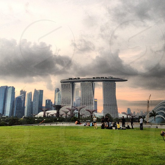 Marina Bay Singapore photo