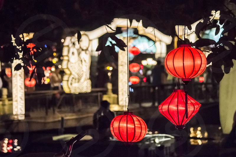 Hoi An | Vietnam | Lanterns photo