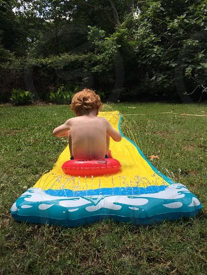 Louisiana summers childhood memories  photo