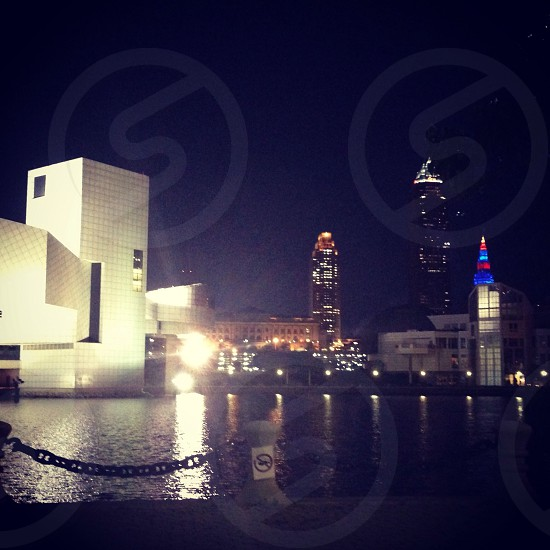 Downtown Cleveland Ohio photo