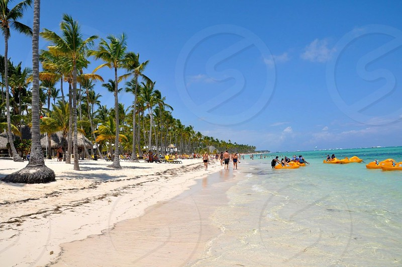 Punta Cana Dominican Republic beach photo