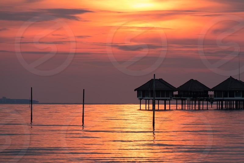 Badanlalang Beach - Sepang District - Selangor photo
