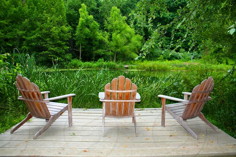 Peaceful surroundings photo