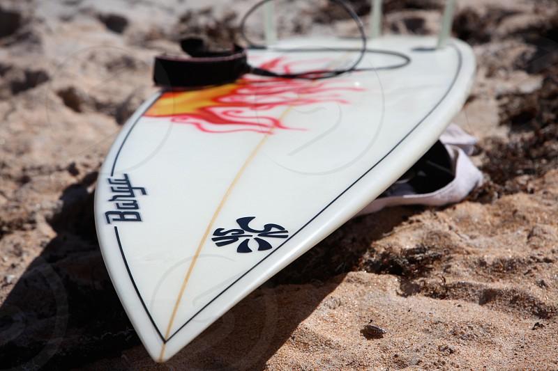 Surf board photo