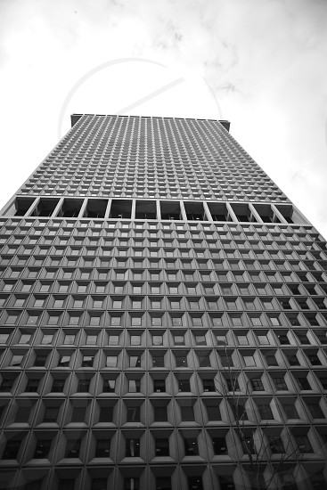 grey high rise building photo