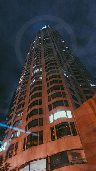 U.S. bank tower. #los angeles  photo