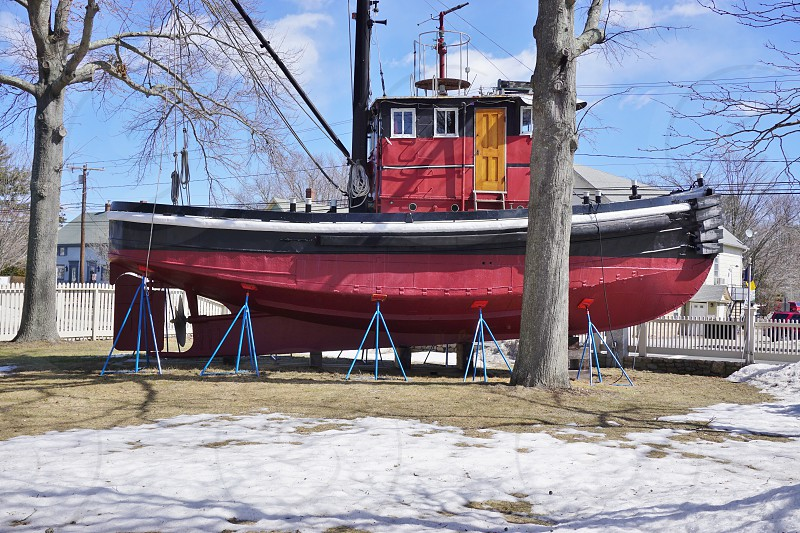 Mystic Seaport - Stonington CT photo