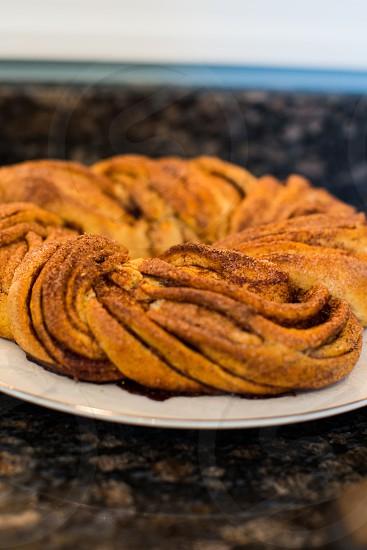 homemade cake photo