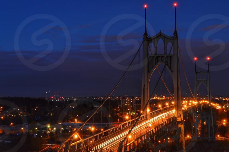 St Johns Bridge photo