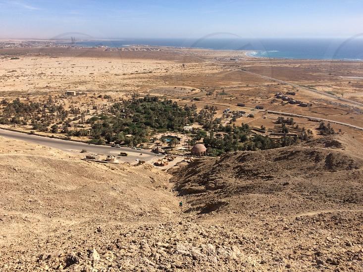 Sinai  Desert  photo