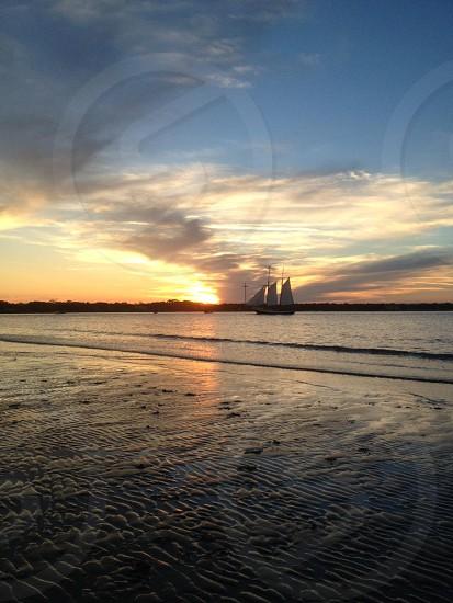 Saint Augustine Sunset photo