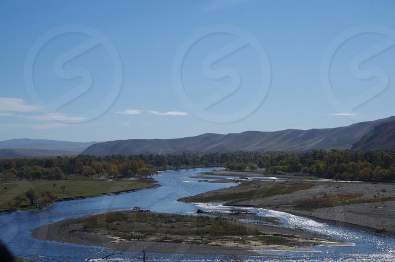 Mongolia Terelj National Park photo