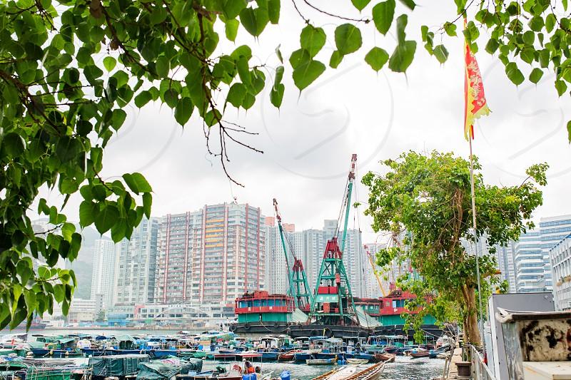 Chai Wan Hong Kong photo