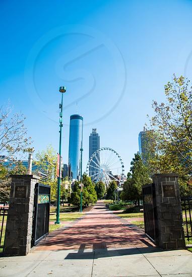 Centennial Olympic Park Atlanta GA (exterior) photo
