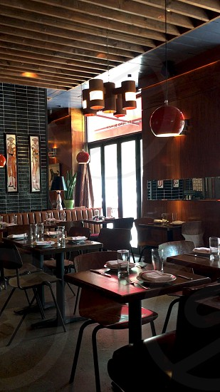 Dining in El Toro Blanco in Manhattan photo