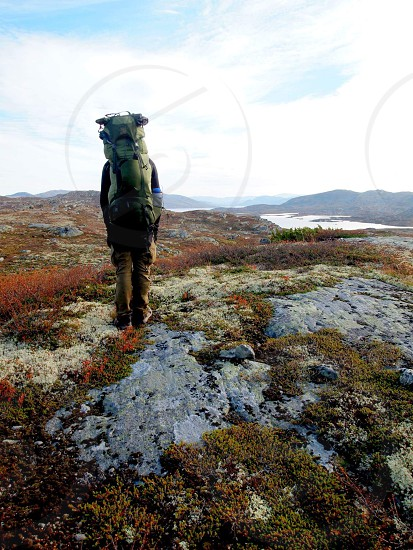 #horizon #norway #hurrungane #travel #trekking #nature #mountains #scenery #adventure #explore  photo