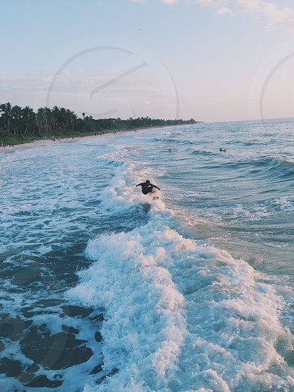 Wave catcher  photo