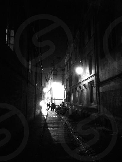 Winters walk in Oxford. photo