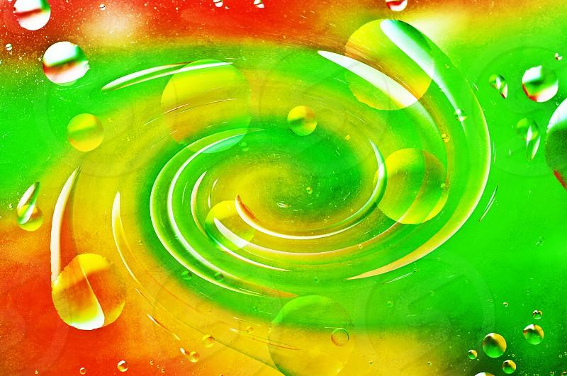 dynamic circle photo