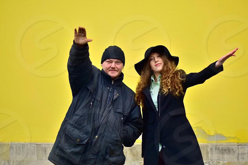 Yellow photo
