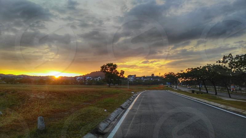 sunsetsky photo