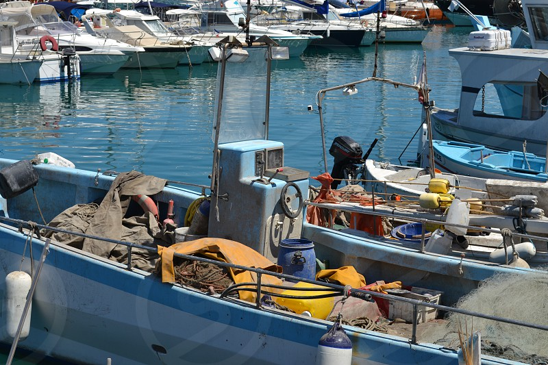 Exploring Cannes France photo