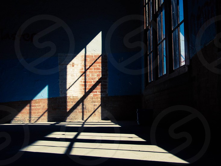 Sun shines through photo