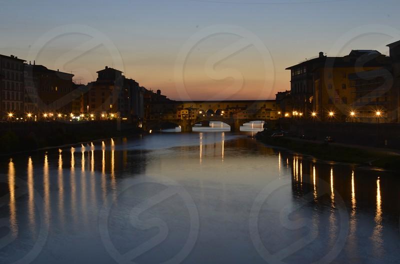 Florence Italy long-exposure travel travel abroad Europe landscape scenery photo