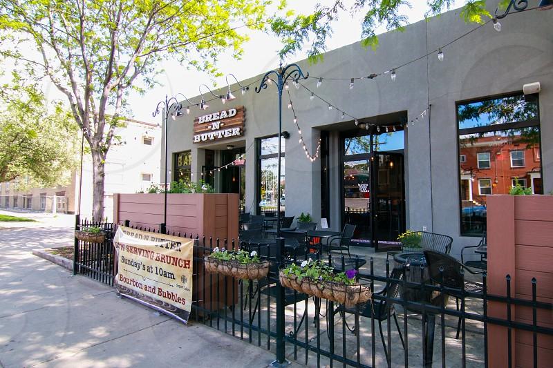 Bread N Butter. Denver Restaurant. Gastro Pub. Exterior. photo