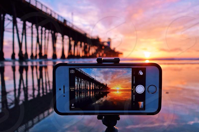 white iphone 5s photo