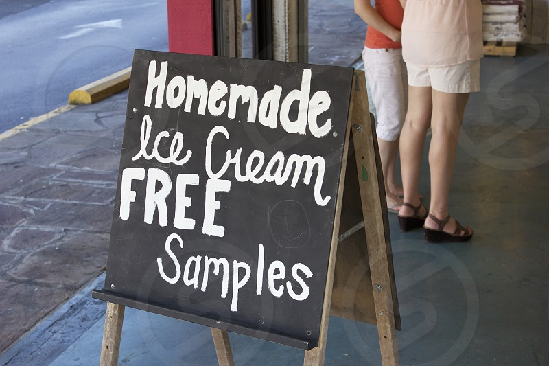 Homemade Ice Cream Yumm Summer Memories Summertime Free Samples Downhome photo