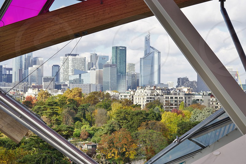 Jardin d'Acclimatation - Paris France photo