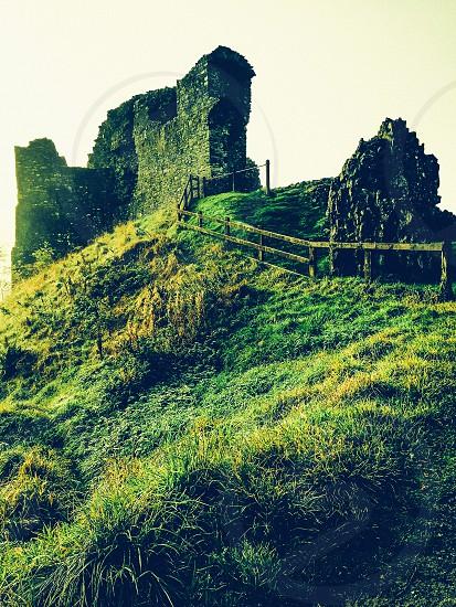 Kendal Castle photo