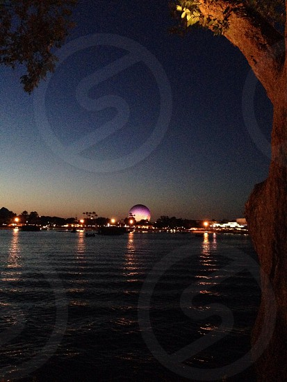 Beautiful night! photo