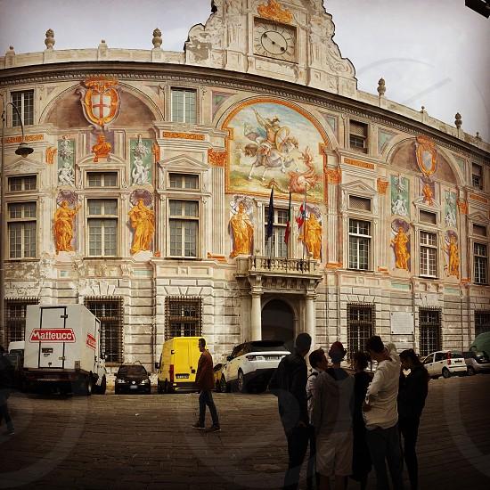 Palace of Genova  photo