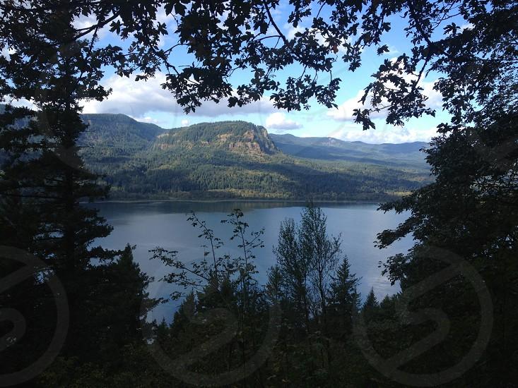 Columbia Gorge photo