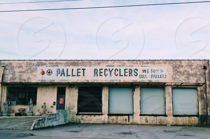 Pallet Recyclers building photo