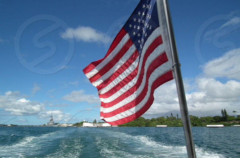 Pearl Harbor Hawaii photo