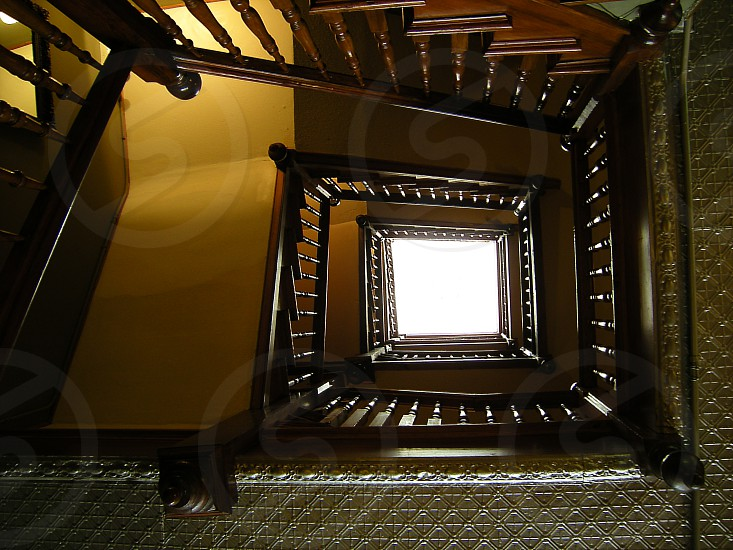 Up stairwell photo