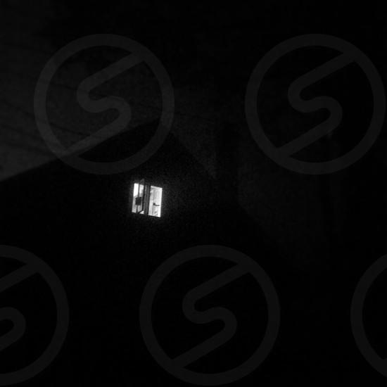 Foggy nights.. photo