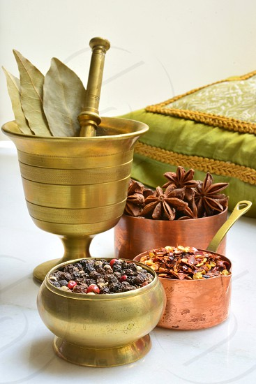 Spices  photo