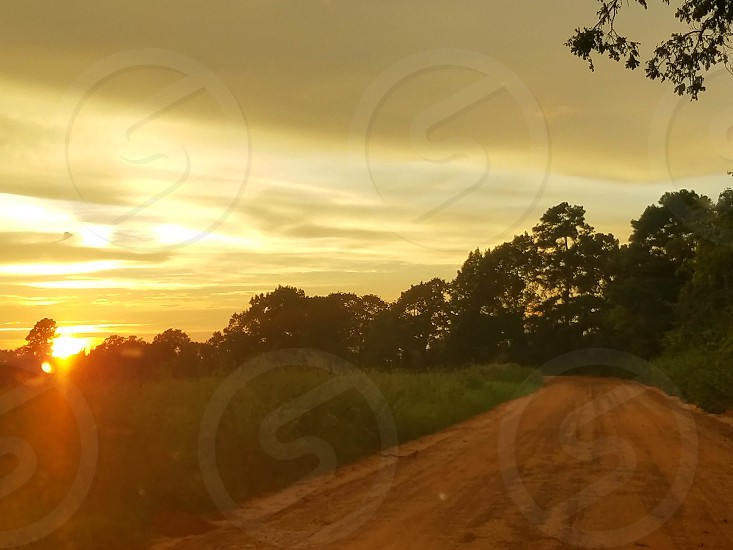 backroading in East Texas photo