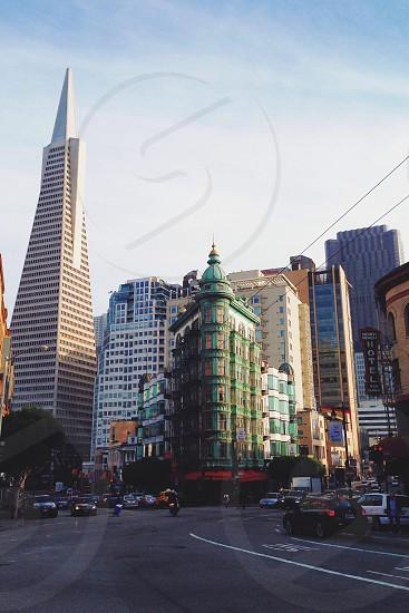 city scape view photo