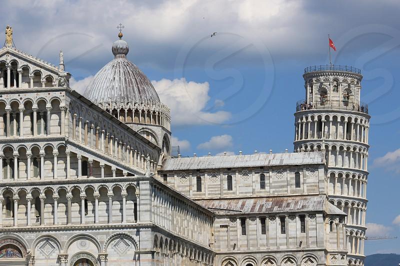 Pisa Pisa towerPiazza dei Miracoli Italy famous beautiful History photo